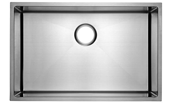 Frigidaire Undermount Stainless Steel Kitchen Sink