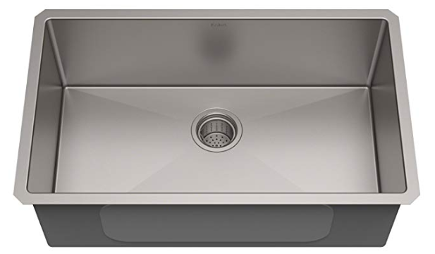 Etonnant Kraus KHU100 30 Kitchen Sink, 30 Inch, Stainless Steel