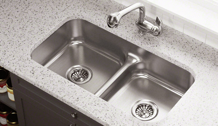 Low-divide Sinks